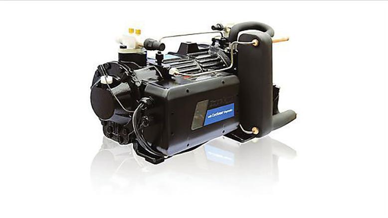 庆阳香瓜冷库设计使用的谷轮涡旋™飞迅压缩机