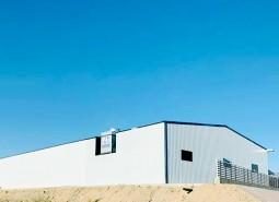 甘肃张掖山丹县农业合作社840平方米蔬菜保鲜冷库建造工程