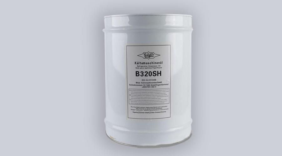 比泽尔B320SH冷冻机油介绍