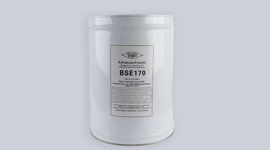 比泽尔BSE170冷冻机油介绍