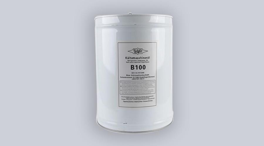 比泽尔B100冷冻机油介绍