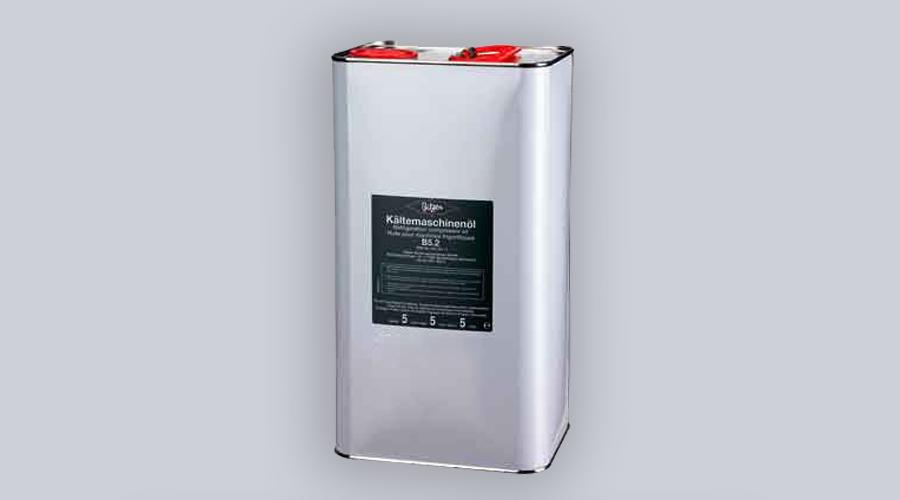 比泽尔B5.2冷冻机油介绍