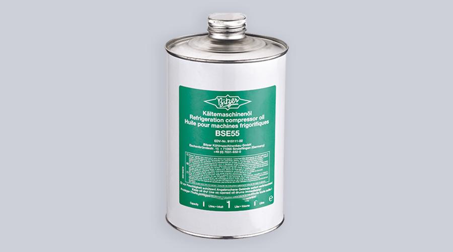 比泽尔BSE550冷冻机油介绍